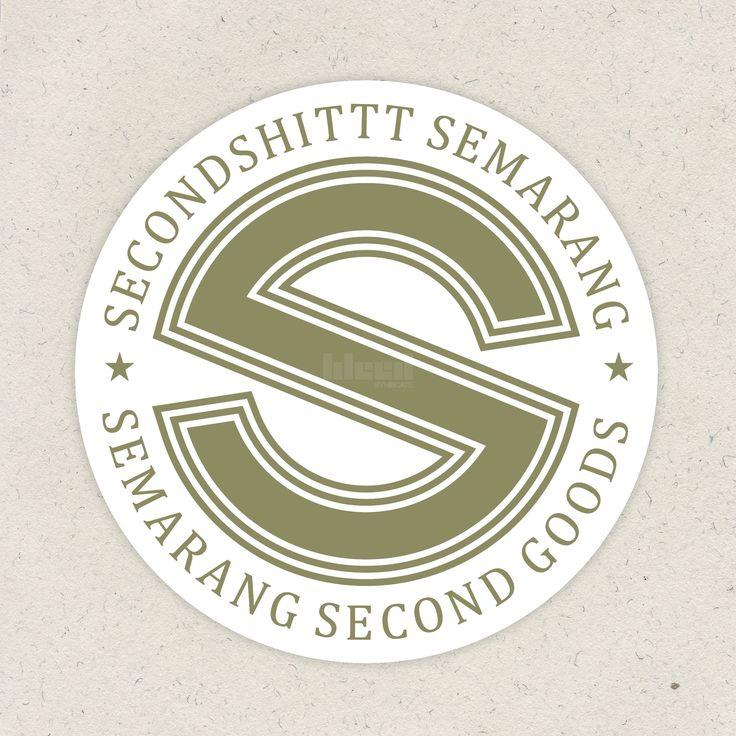 Logo design for SECONDSHITTT SEMARANG  © 2017 @bleedsyndicate