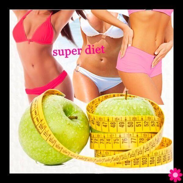super δίαιτα για επίπεδη κοιλιά.Η δίαιτα της επίπεδης κοιλιάς, ελαφρώς υποθερμιδική, αποδίδει περίπου 1300 θερμίδες. Στόχος της είναι ο περιορισμός του πρηξ