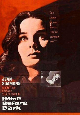 Después de la oscuridad (1958) Mervyn LeRoy - Jean Simmons, Dan O'Herlihy - Rhonda Fleming: