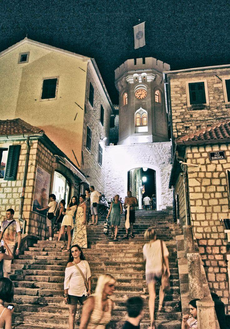 Herceg Novi. Montenegro