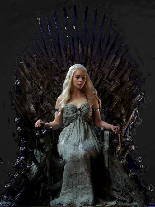 Daenerys Targaryen - Mother Of Dragons Please just make her Queen already!!! She is kick ass!! :D