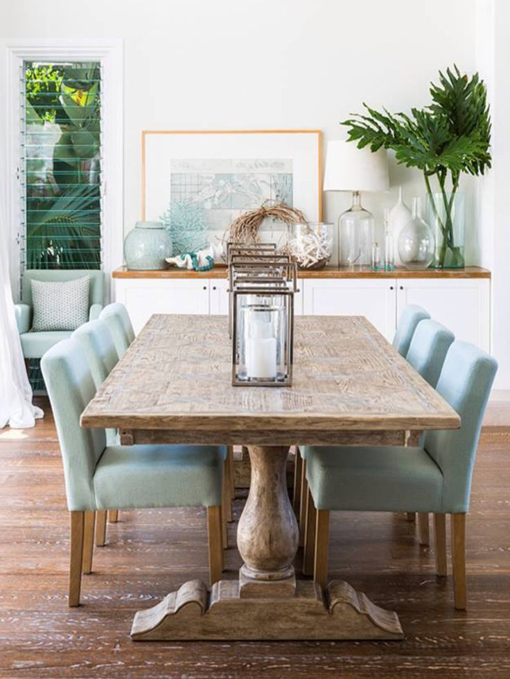 Find Coastal Dining Room Design Ideas For Your Beach Style Home With White  Coastal Furniture And Nautical Decor Featuring Shell Lighting, Slipcover  Dining.