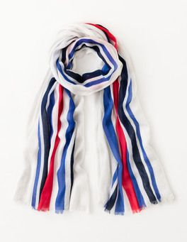 Printed Scarf Boden