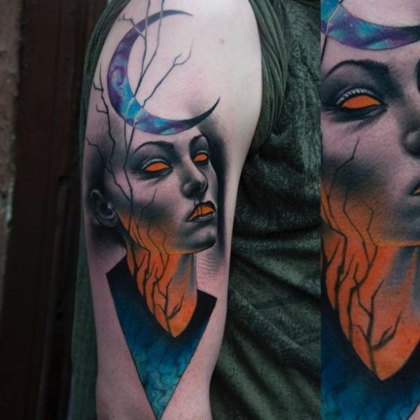 317 Best Upper Arm Tattoos Images On Pinterest