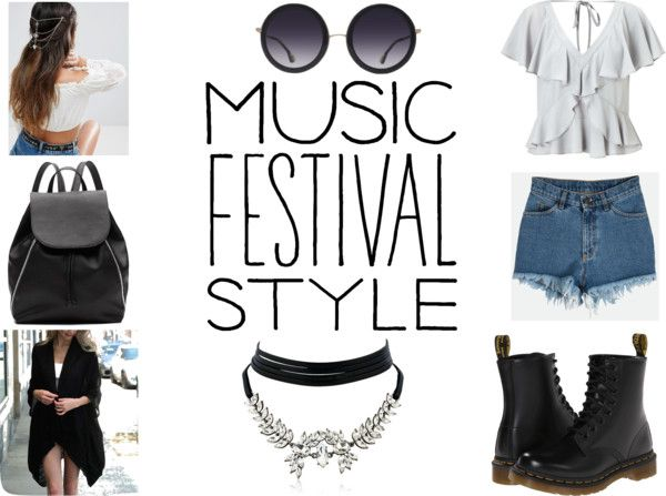 Add Norwegian Lifestyle: Friday Finds Music Festival Style