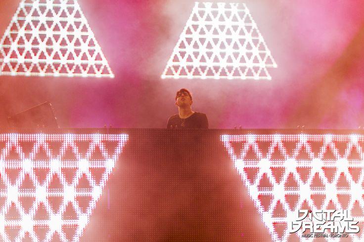 Porter Robinson at #DigitalDreams #Toronto #EDM #Dance #PorterRobinson