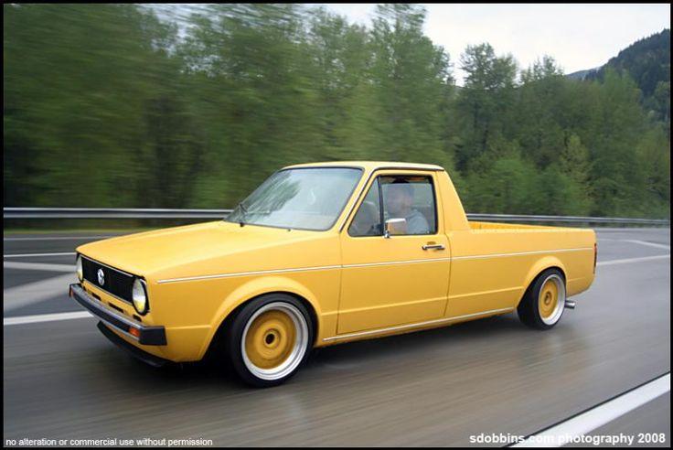 [ VW ] GOLF CADDY pick up / tolé - Page 2 | VW Rabbit a.k.a Caddy | Volkswagen caddy, Volkswagen ...