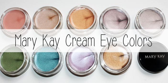 Lazy girl's guide to a great look:  Sweep your favorite Mary Kay crème shadow on your lid, mascara and lip gloss.  These are waterproof, but never crease.  For the easiest application, use our cream brush.  www.marykay.com/tbolt