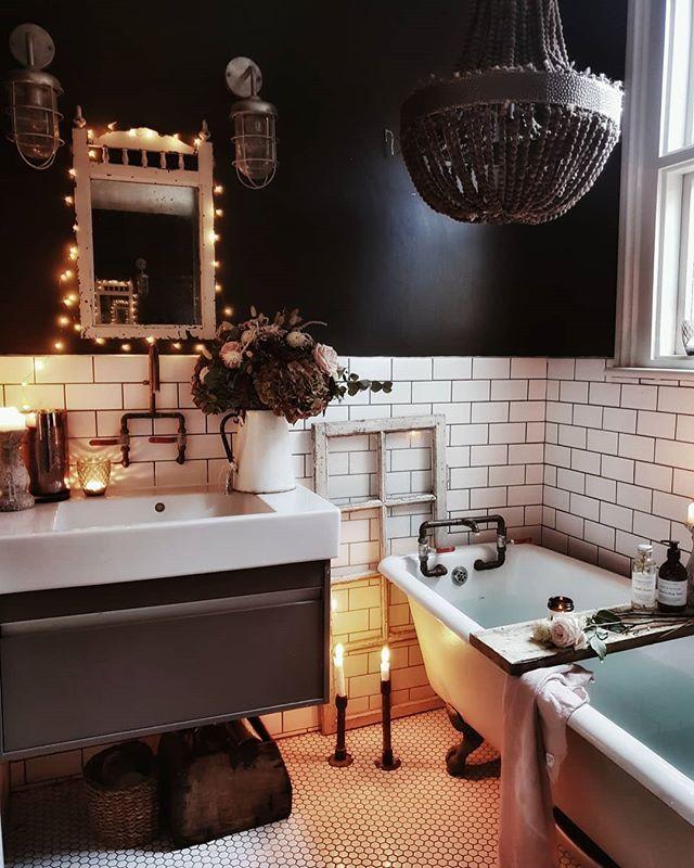 My Bathroom Renovation Where I Created