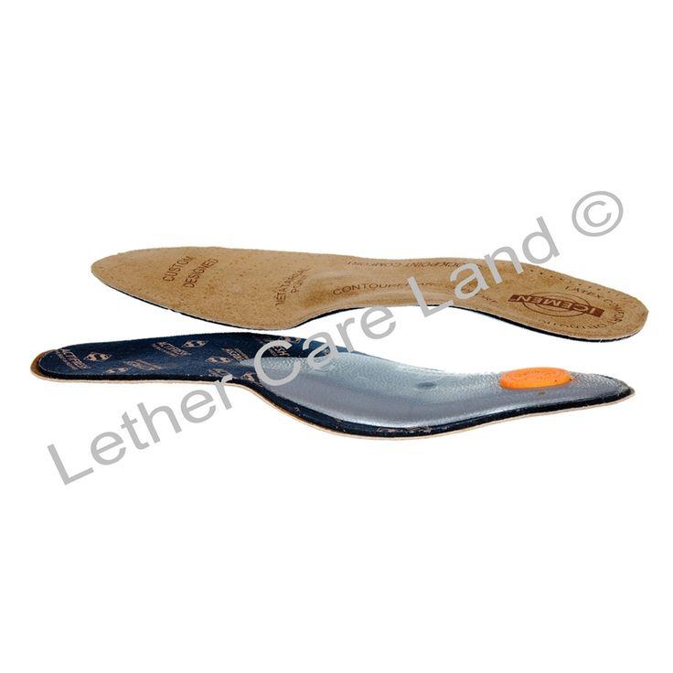 101 ORTHOTIC special. Ανατομικός πάτος από δέρμα καστόρι με τριπλή στήριξη στην καμάρα στο μετατάρσιο και στην φτέρνα. Κατάλληλος για όλα τα είδη παπουτσιών.