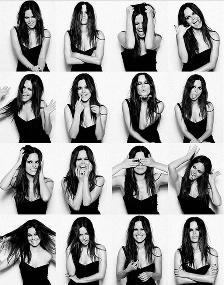Adorable RachelBilson photo booth pictures.