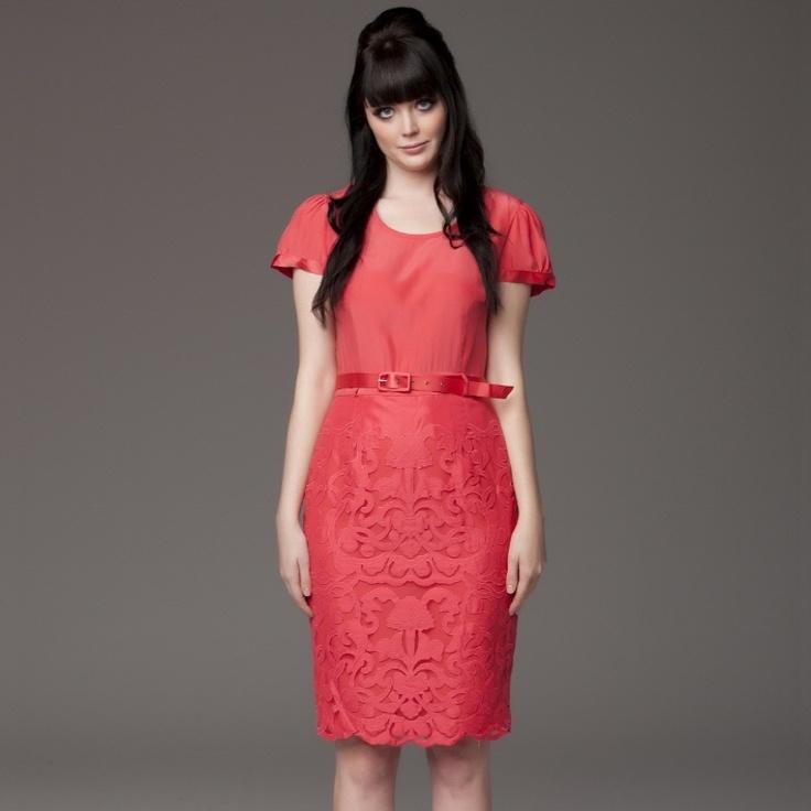 Katherine Majestic Tulip Dress