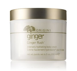 The Origins ginger range - bliss!