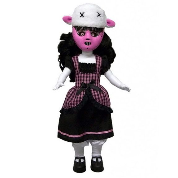 Living Dead Dolls Scary Tales Little Bo Creep Series 5 Doll