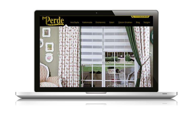 Perde dünyası adı altında, bireysel ve butik pojelerde yer alan Perde Dünyası web sitesi yayında www.perdedunyasi.com.tr