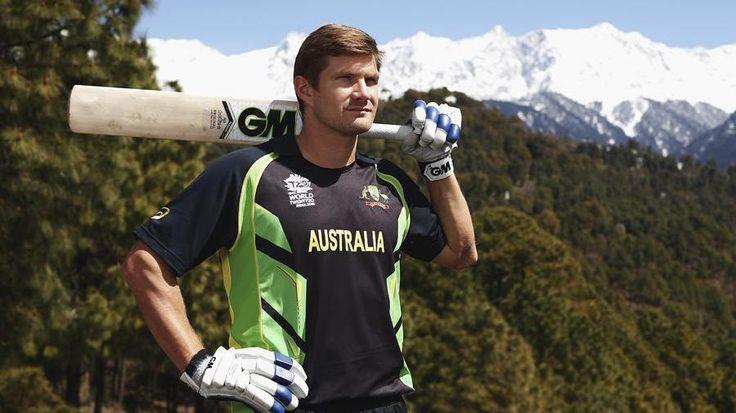 Shane Watson retires from international cricket