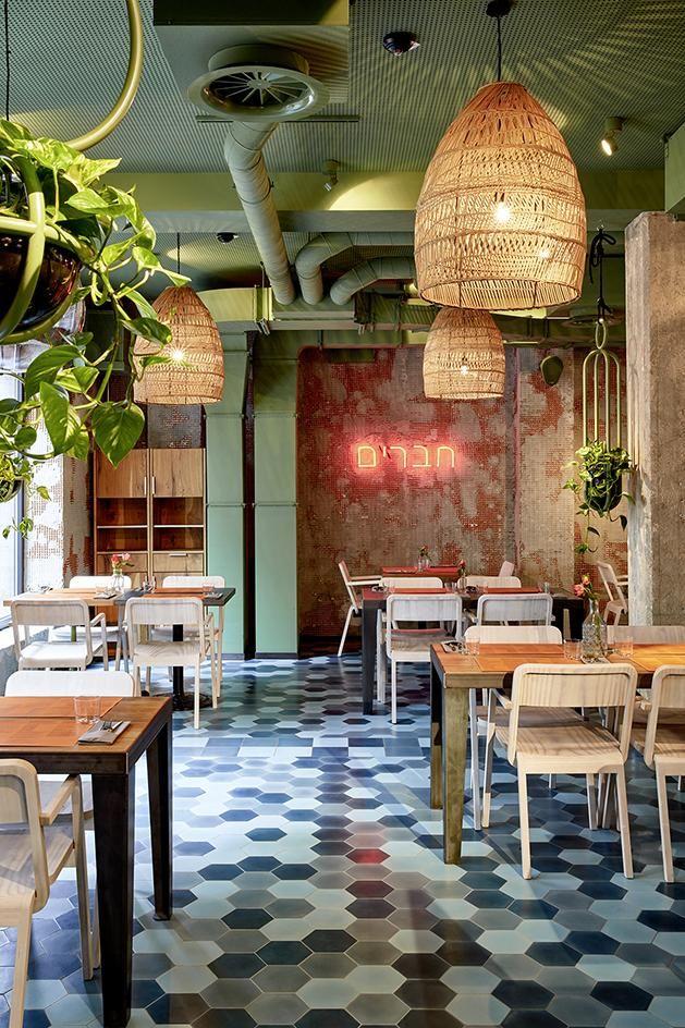 Bar Shuka Frankfurt Germany Shop Interiors Restaurant Design Cafe Interior