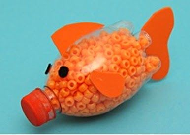 for Kids Creative Chaos (Activities): 5 Fishing Activities: Aquarium Crafts for Kids: Fun Microbiology Homeschool Lessons