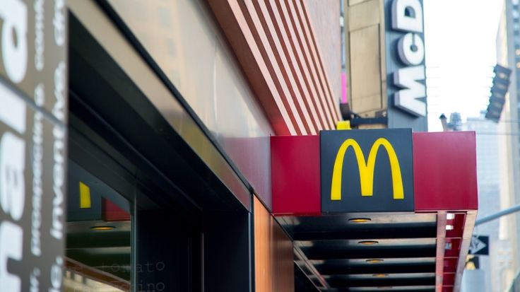 Obama's Ex-Press Secretary Is Now Working at McDonald's.