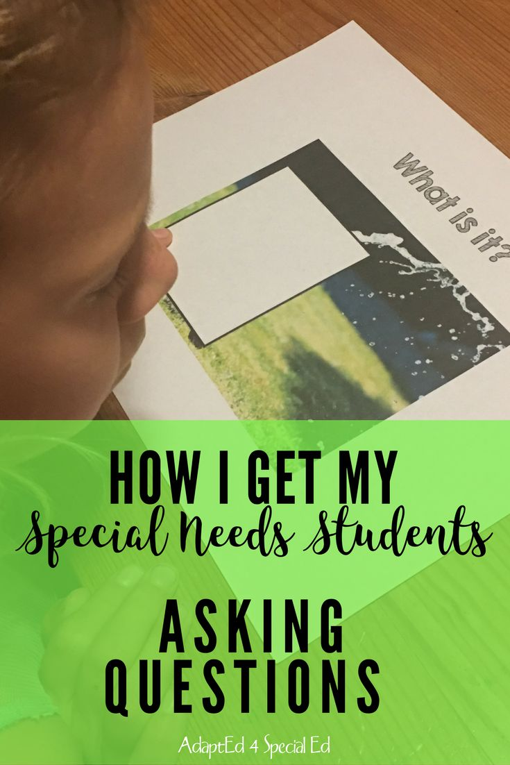 Wh Questions are a struggle for most special education students. This set- get's students asking Wh Questions in Speech Therapy and beyond!