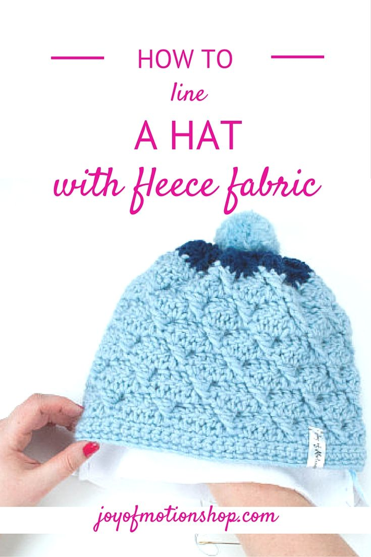 – a detailed picture guide. Today I'm sharing a guide on how to line a hat with fleece fabric. This is a quick & no measurements needed easy way to do it. This can all be done by hand, but some of the sewing you can choose to do with a sewing machine. This tutorial …