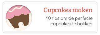 10 tips om de perfecte cupcakes te bakken