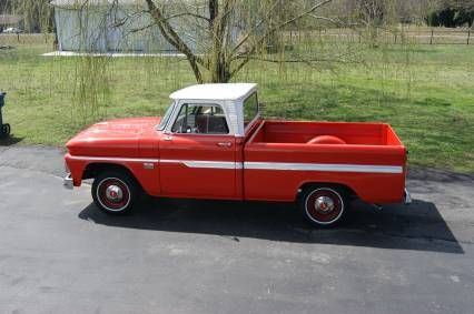 1966 C10 Chevy Truck For Sale | OldRide.com