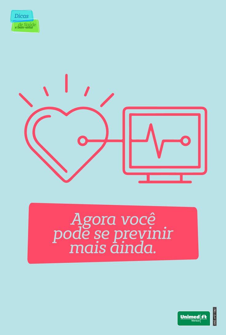 O ecocardiograma é um exame de ultrassom que avalia o funcionamento do coração. Os resultados são mais detalhados do que os obtidos em um raio-x, além de não expor o paciente à radiação. A unimed Manaus tem uma novidade para te contar, você pode agendar o seu ecocardiograma no centro de imagens da Unimed Manaus Parque das laranjeiras. Agendamentos realizados pelos telefones 3212-2774 / 3212-2884 nos horários de 07:30 ás 17:30 horas. Cuidar de você. #esseéoplano #unimedmanaus