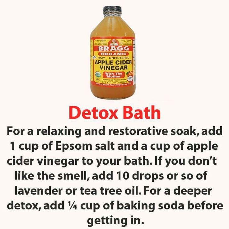 Detox Bath                                                                                                                                                                                 More