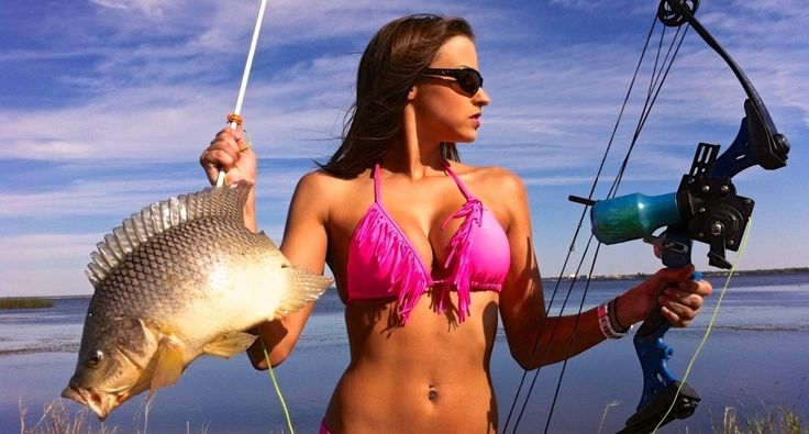 15 Photos of Babes Bowfishing That Will Serve as Perfect Motivation - Wide Open Spaces