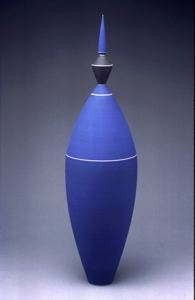 Roseline Delisle, Quadruple 8, 1990: Santa Monica California, Ceramics Art, Delisle Rimouski, Pottery Art, Delisl Rimouski, Beautiful Pottery, Roseline Delisle, Art Picts, Ceramic Vessel
