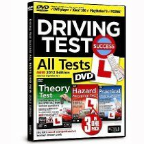 3 in One Learner Driving Test Success Driver Kit on DVD - DVLA approved Theory, Practical and Hazard Perception DVDs   Great for teen or learner driver to get them geared up for their driving tests.  Call Nick for best prices. www.nicksscholofmotoring.co.uk #drivinglessons #drivingschools #drivinginstructors #learntodrive