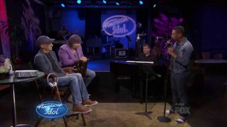 "Joshua Ledet - ""To Love Somebody"" - American Idol: Season 11 - Top 5"