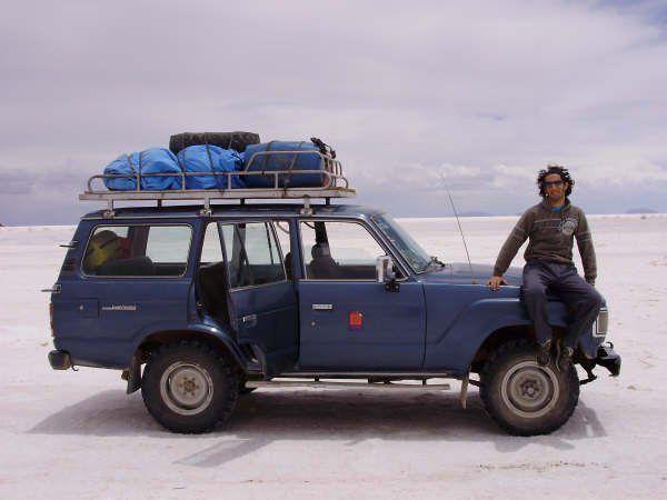 Salar de Uyuni, Bolivia - 2008