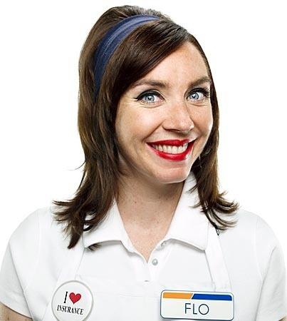 Flo, the Progressive Girl