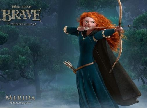 Good bye to princesses waiting to be rescued!: Disney Brave, Merida Costume, Disney Princesses, Good Movie, Disney Pixar, Brave Movie, Princesses Merida, Pixar Movie, Disney Movie