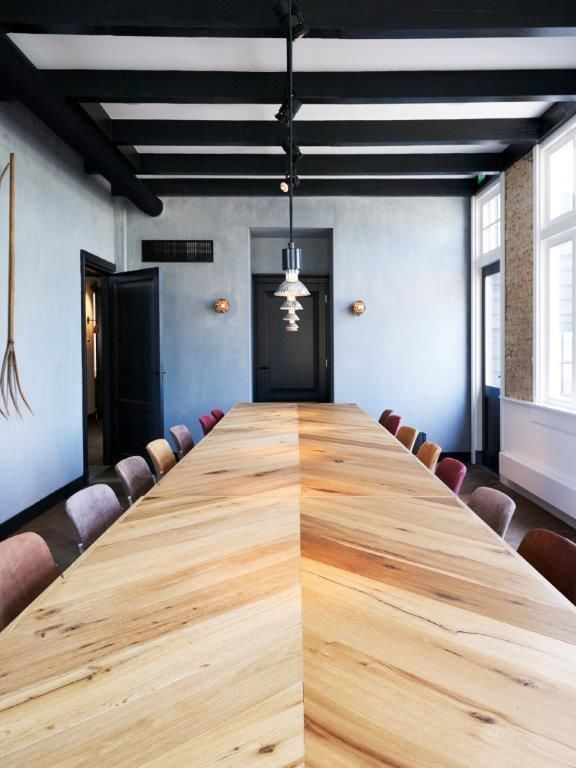 Meeting room - Restaurant Den Burgh