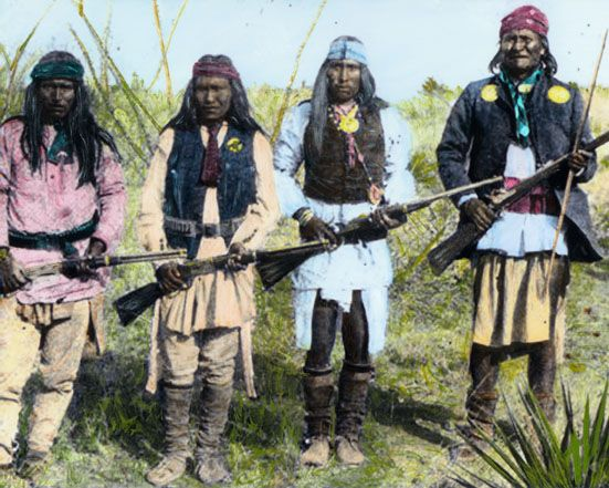 a review of the documentary about the apache indians of north america Although the first documentary sources mention the apache that lived and flourished in native north america in the apache tribe lived in one of three.