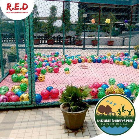 You along with your family & children are invited any day from 4pm till 9pm to visit the ‪#‎GhaziabadChildrenPark‬ Opening soon! ‪#‎REDMALL‬