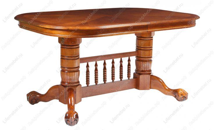 Стол 4296 STC золотисто-коричневый