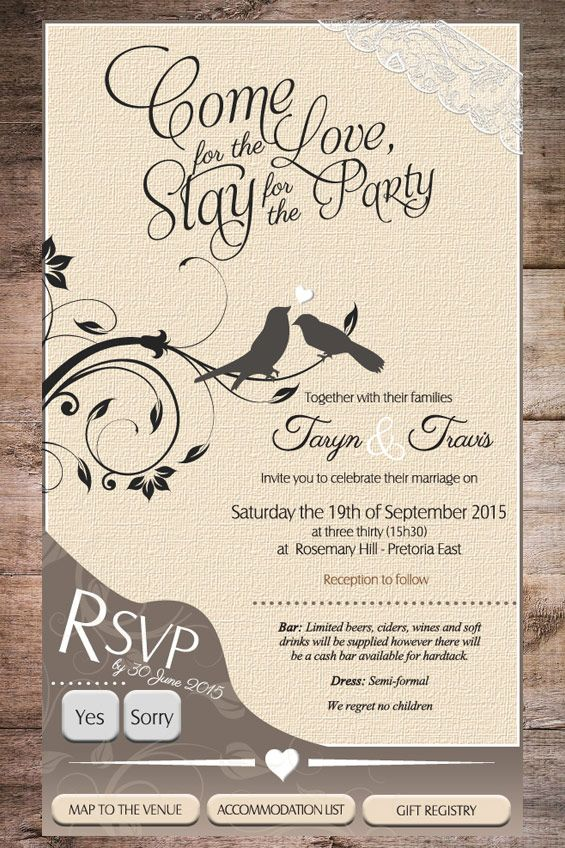 Are You Planning A Wedding Or Birthday Party Then An E Invite Is The Ideal A Wedding Invitation Format Creative Wedding Invitations Wedding Invitation Quotes