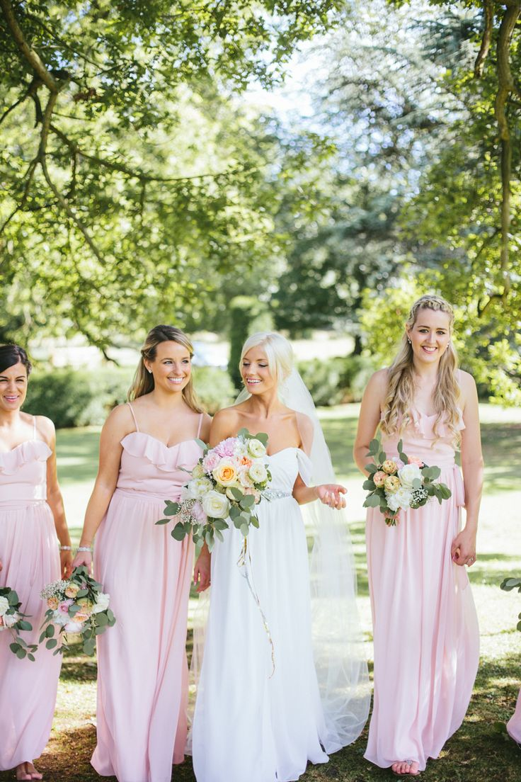 59 best blush wedding images on pinterest bridesmaids wedding charming english countryside wedding in yorkshire ombrellifo Image collections