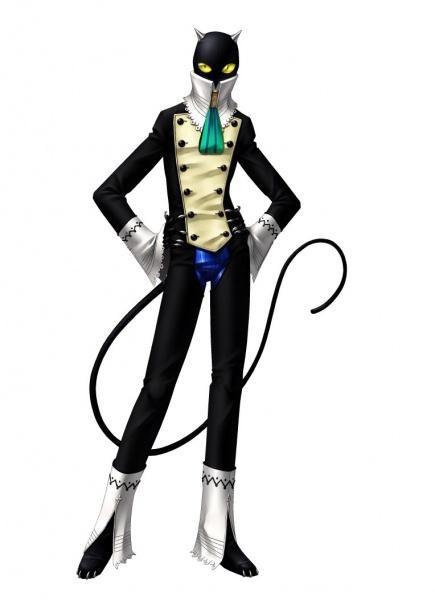 Persona 2 - Katsuya's Persona