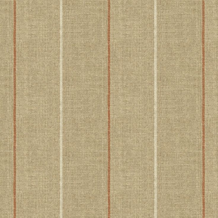 Brunel Stripe - Saffron fabric, from the Brunel collection by Art of the loom
