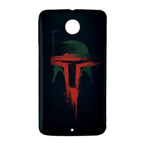 Boba Fett Star Wars Google Nexus 6 Case Cover Wrap Around