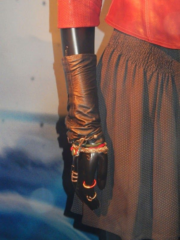 Avengers: Age of Ultron Scarlet Witch bracelet costume detail