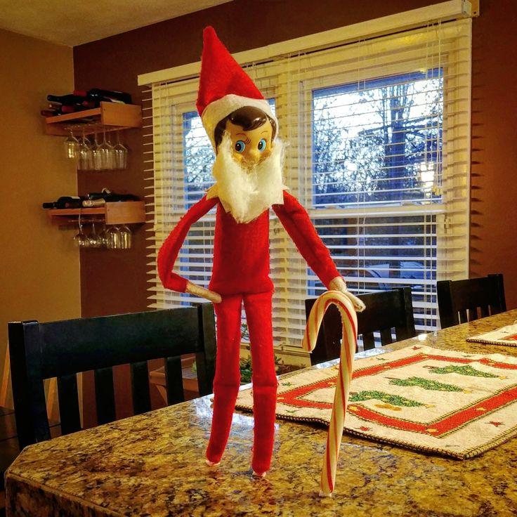 Elf on the Shelf - Old Elf