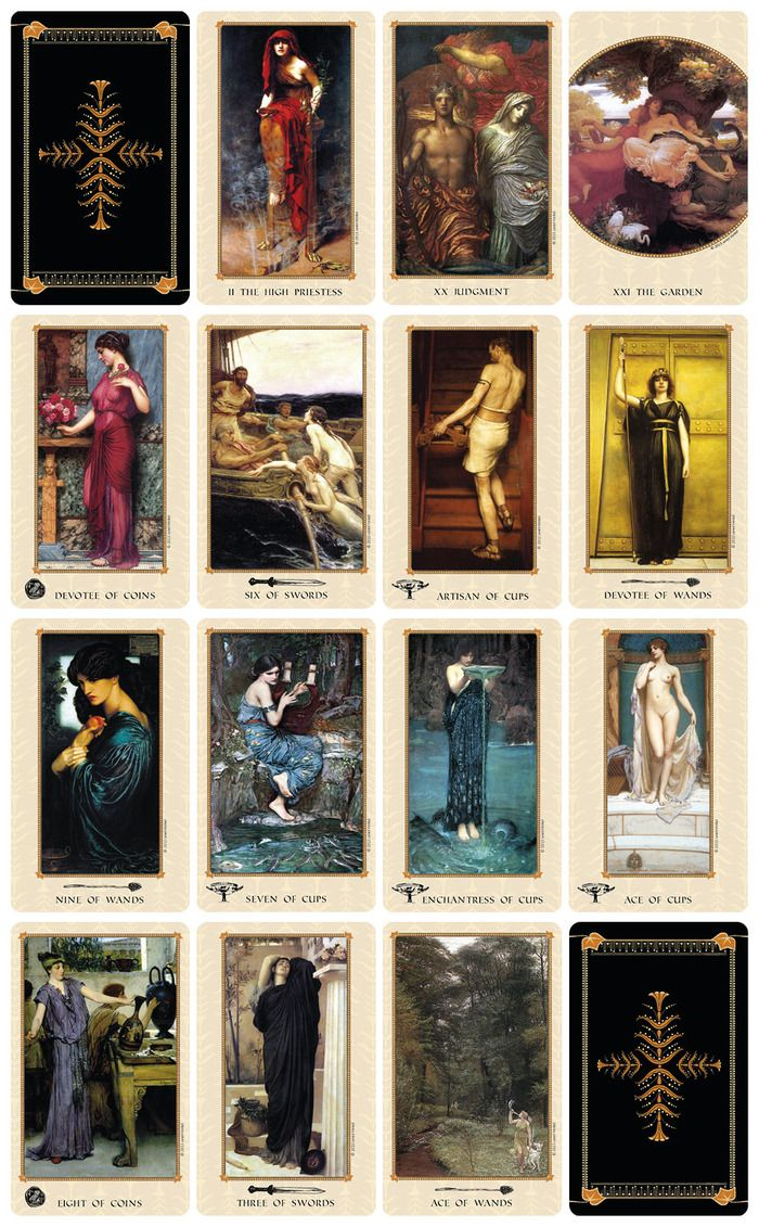 Tarot Oracles And Other Signs Along The: 1000+ Images About Tarot Cards On Pinterest