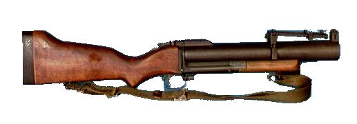 The M79 Grenade Launcher.
