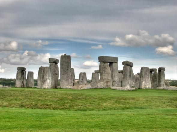 Stonehenge, England - Best places in the World